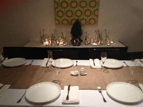 simple table set up wedding tables pinterest