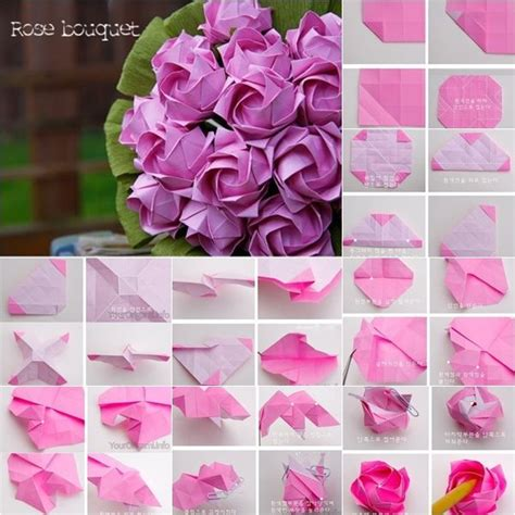 Pretty Origami Paper - 17 best images about crafts and diy on