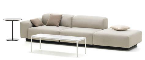 Buy Sofa Online Vitra Soft Modular Sofa Three Seater Platform