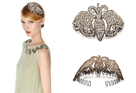 gatsby accessories for curly hair hair accessories for women by gatsby weddings eve