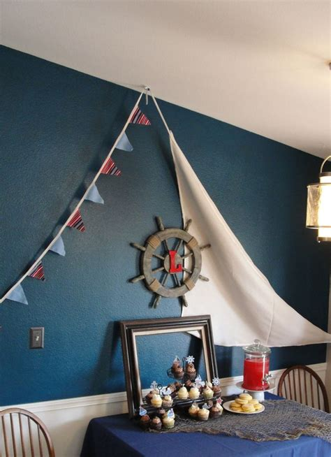 nautical theme decor 17 best images about john s 50th birthday on pinterest