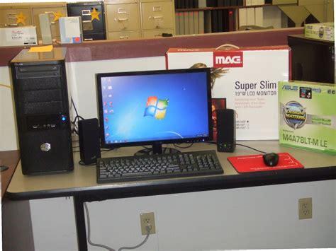 progressive office products intel i3 system