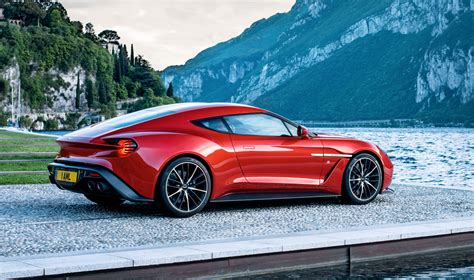 zagato aston martin aston martin to build 99 vanquish zagato coupes