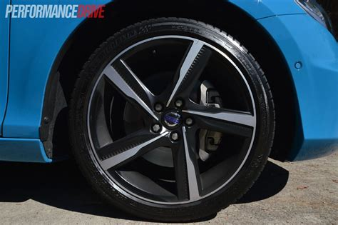 volvo v40 rims 2013 volvo v40 t5 r design 18in wheels