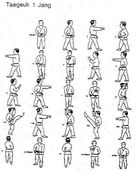 pattern for yellow belt in taekwondo pinterest the world s catalog of ideas