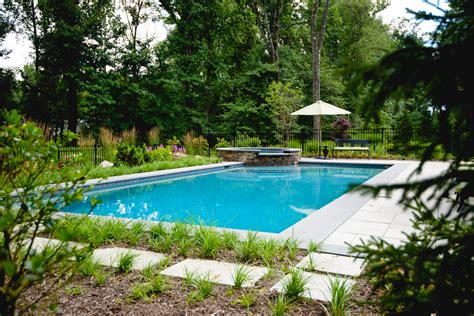 Backyard Pools Nj Essex Fells New Jersey