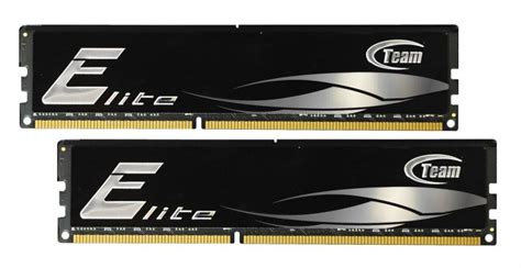 Ram Laptop Team Elite 4gb team elite ddr3 pc3 10666 1333mhz 9 9 9 dual channel kit