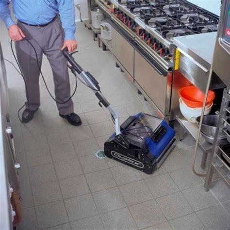 commercial kitchen floor scrubber gurus floor