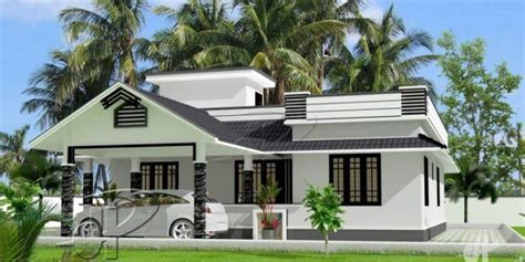 picture  classy  bedroom single story home  roof