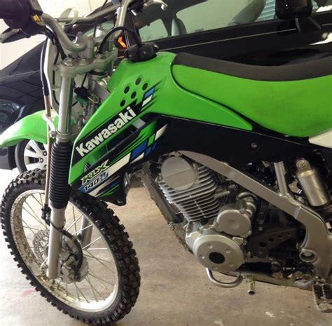 2013 kawasaki klx 140 l motorcycles for sale