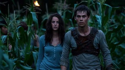 film maze runner review the maze runner ricky s film reviews