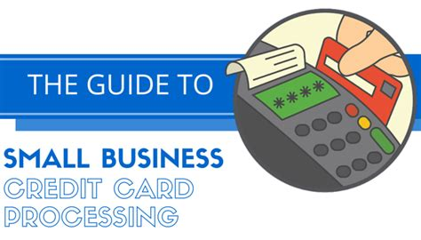 Credit Card Processing Companies For Small Business