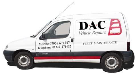 Car Garages In Dartford by Dac Car Repairs Dartford Repairs Dartford Fleet
