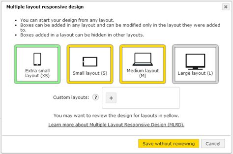 layout device meaning multiple layout responsive design zedity blog
