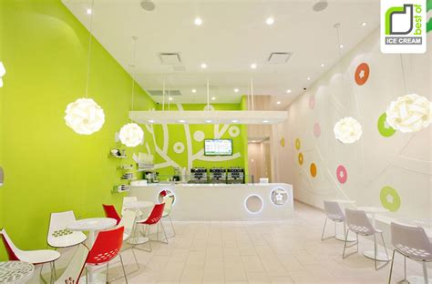 Girls Bedroom Idea decorating cool interior design of an ice cream shop with