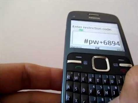 resetting nokia c3 how to reset nokia c3 security code if forgot howsto co
