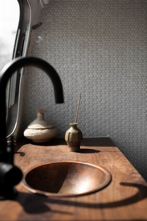 travel trailer bathroom sinks 25 best airstream bathroom ideas on pinterest