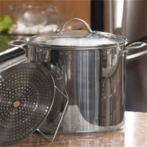 princess house pots princess house 20 quart stainless steel stockpot with lid