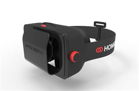 Homido Vr 5 gafas de realidad compatibles con tu smartphone en ebay hobbyconsolas juegos