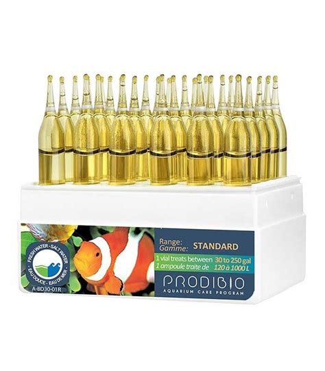prodibio biodigest nitrifying bacteria fresh and salt water aquarium treatments