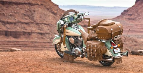 Indian Roadmaster Classic appears on company?s India