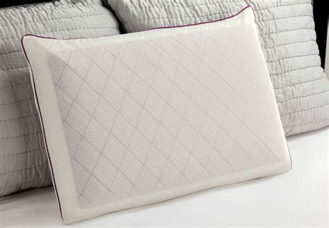 Posturepedic Pillows by Sealy Posturepedic Cooling Gel Memory Foam Pillow