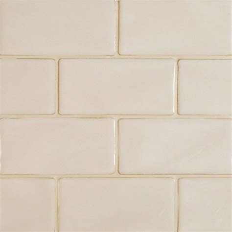 antique white 3x6 subway wall tile let s get stoned