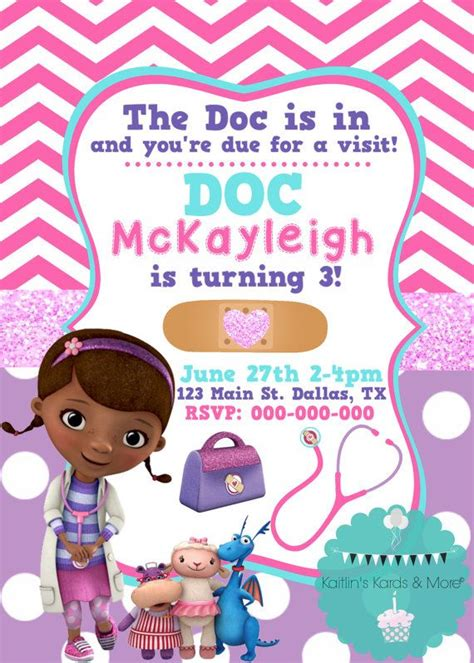 free doc mcstuffins invitation templates doc mcstuffins birthday invitation by kaitlinskardsnmore