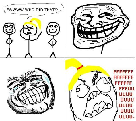 Meme Troll Face - asian troll face