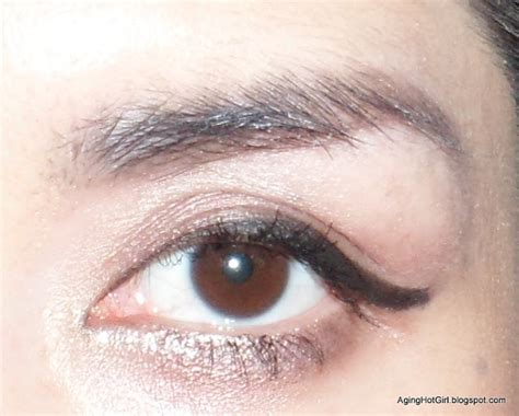 Eyeliner Tato temporary makeup tony moly 7 days eyebrow