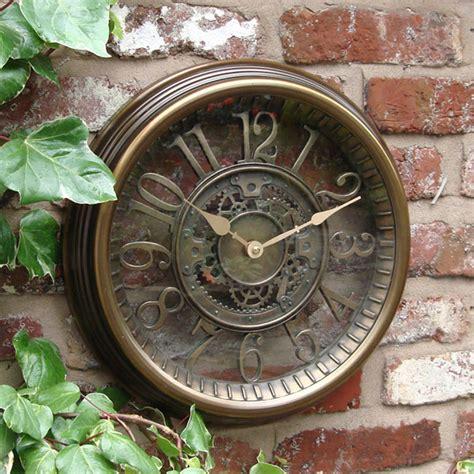 horloge de jardin westminster ds 1101 horloge murale horloge de jardin nouveau ebay