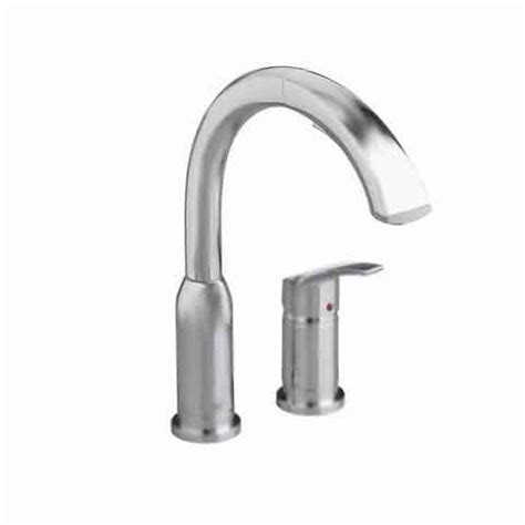 single handle kitchen faucet with pull out sprayer american standard arch single handle pull out sprayer