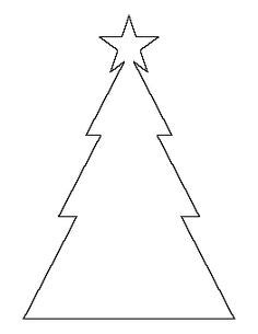 triangle template for christmas tree large tissue paper wings template crafts for wings and tissue paper