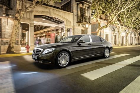 mercedes maybach s600 release date