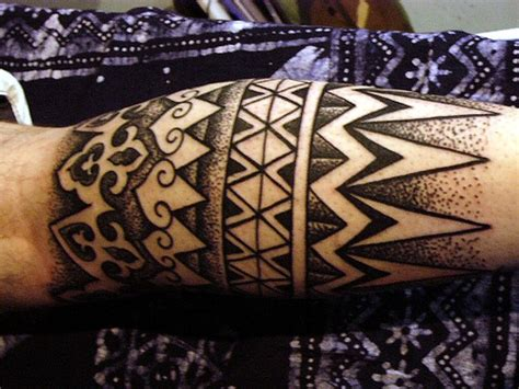 calf band tattoo 100 s of tribal band design ideas pictures gallery