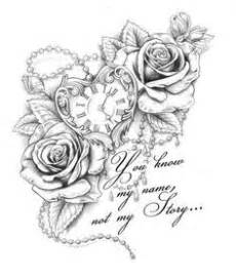 Papirouge tattoo zeichnungen tatoo vorlagen tattoo familie feine