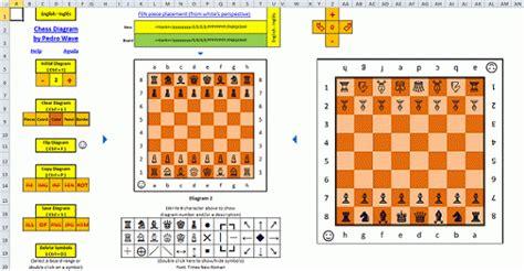 imagenes con movimiento en excel como generar un diagrama de ajedrez en excel pedro wave