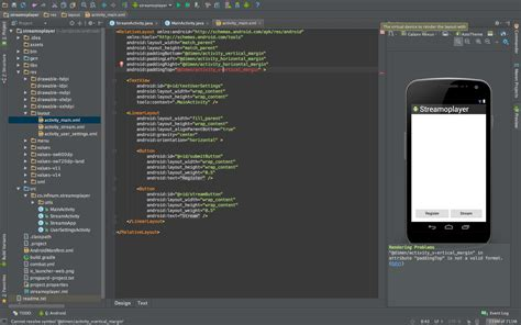 file format for video on android android studio file extensions