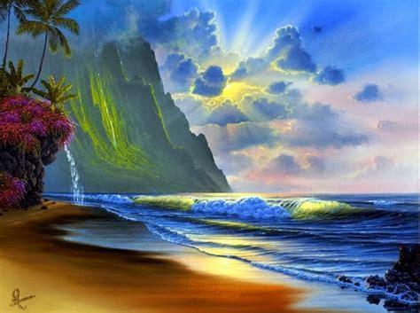imagenes de paisajes pintados al oleo pintura moderna y fotograf 237 a art 237 stica paisajes pintados