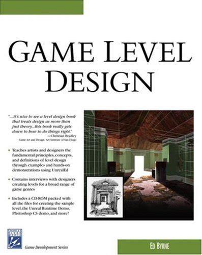 design game ebook game level design charles river media game development