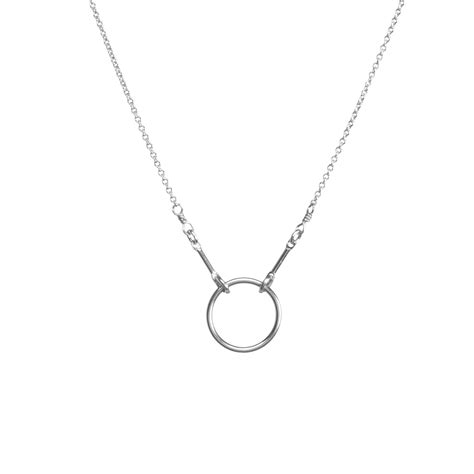 circle necklace meaning necklaces pendants