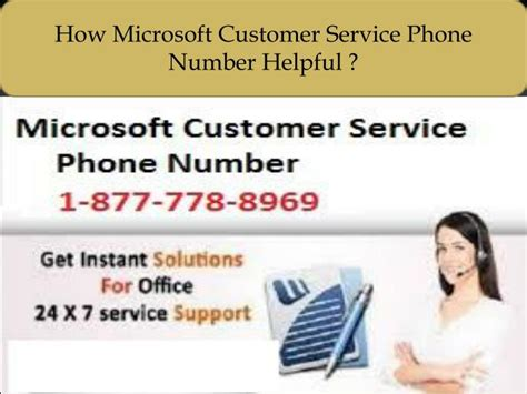 how can i contact by phone customer service phone numbers in all regions books ppt 1 877 778 8969 microsoft customer service phone