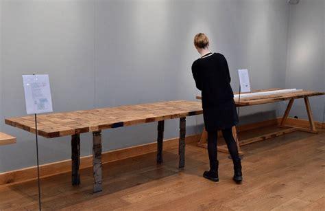 tavoli d autore tavoli d autore all asta per il refettorio della caritas