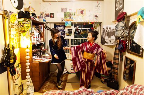 Interior Home Designer Hanayo And Tenko At Home The Gorgeous Daily