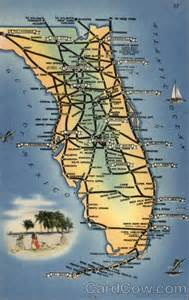 points of interest map of florida maps