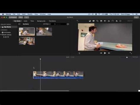 imovie tutorial quick imovie 2017 full tutorial for beginners general ove