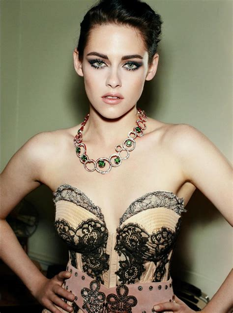 Vanity Fair by Kristen Stewart In Vanity Fair July 2012 Celebzz Celebzz