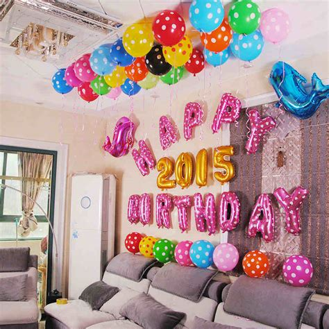 Dijamin Balon Foil Happy Birthday Set 13 Huruf By Esslshop2 free shipping 16 inch pink or blue 13pcs letter happy birthday foil balloon children birthday