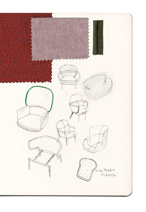 journal du design cotton armchair fauteuil singulier et confortable d eli