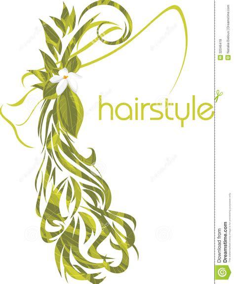 Kvinnlig Frisyr by Kvinnlig Frisyr Symbol F 246 R Design Royaltyfria